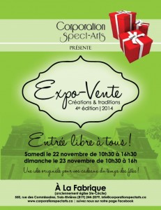 Expo-Vente Créations & Traditions